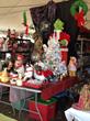 holiday department at VNA Rummage Sale