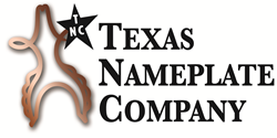 Texas Nameplate Company Logo