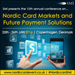 Registration is now open for Nordic Card Markets and Future Payment Solutions