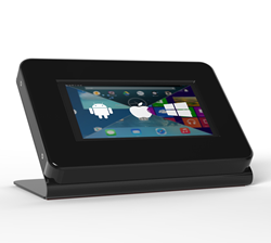 Core 8 Countertop in landscape for iPad Mini