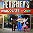 Hershey's Chocolate World Las Vegas Unveils Sweet New Photo Opportunity
