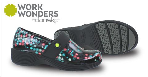Work Wonders by Dansko Shoes