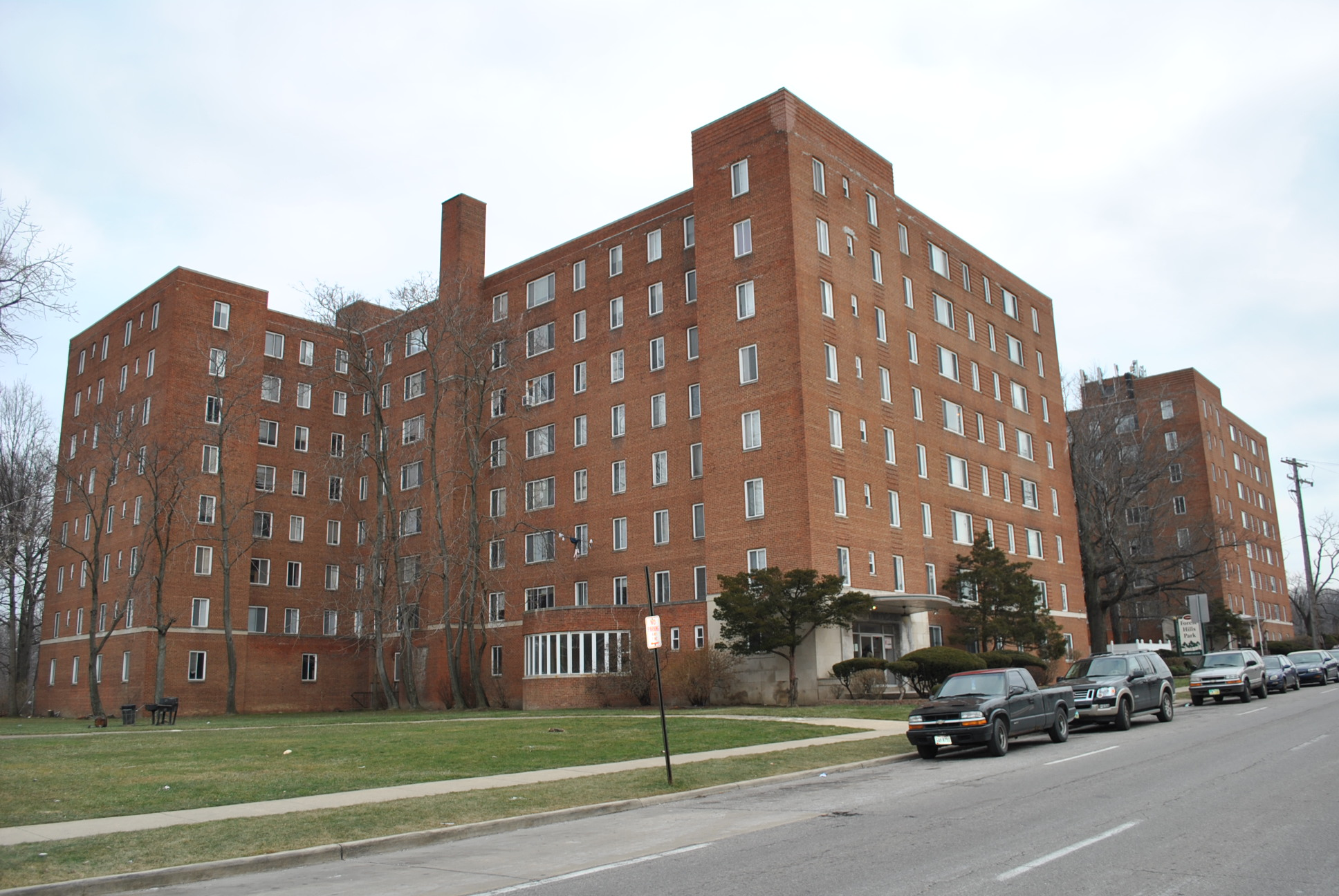 Forest Hills Apartments East Cleveland