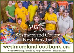 Westmoreland County Food Bank (WCFB) (http://westmorelandfoodbank.org), Design Revolution Studios (DRS) (www.designrev.com)