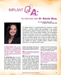 Implant Q & A: An Interview with Dr. Natalie Wong