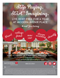 Mill Creek Launches Stop Paying. Start Imagining. Sweepstakes at Modera Avenir Place