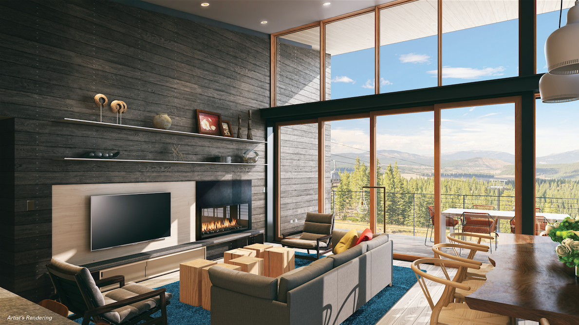 mountainside at northstar unveils master plan for new era of