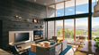 Stellar Residence Interior Rendering at Mountainside at Northstar