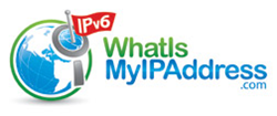 WhatIsMyIPAdress.com featuring IPv6