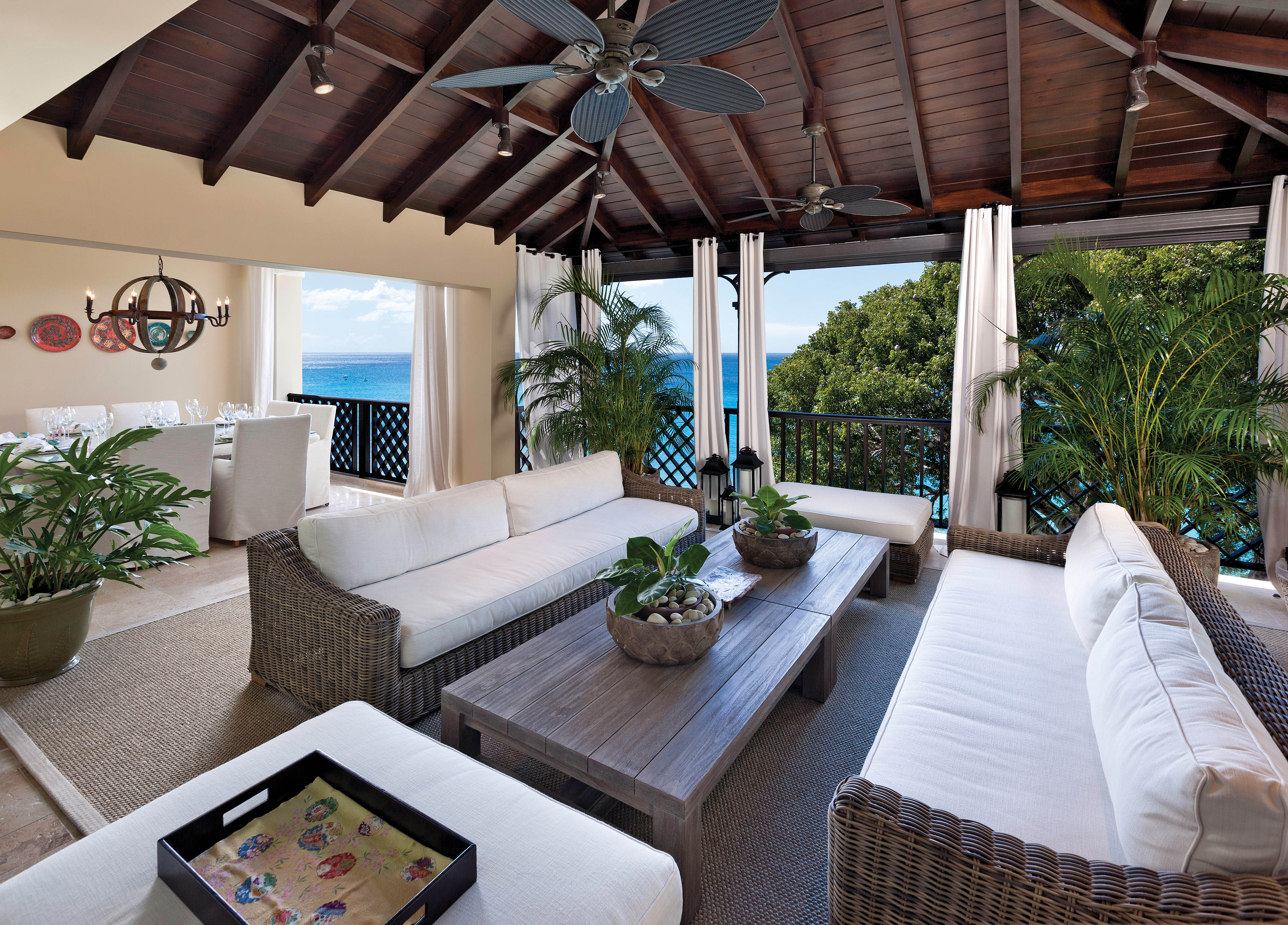 Langara The Penthouse At Sandy Cove Barbados Joins The
