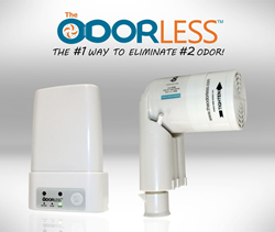 The Odorless, The #1 Way to Eliminate #2 Odor, Celebrates Kickstarter...