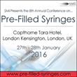 Novartis Pharma, Sanofi R&D, GSK R&D, Amgen, MHRA, Allergan to present at Pre-Filled Syringes 2016