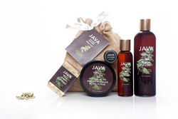 JAVA Skin Care Body Collection