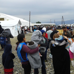 International Mission Organization SEND International Helps Care for Refugees in Europe