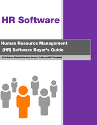 HR management software selection