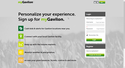 myGavilon Login