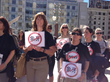 Oakland Zoo Staff and Volunteers at SF March for Elephants