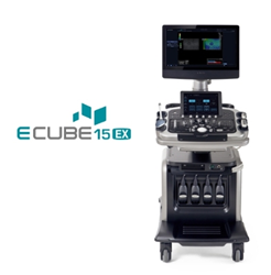 E-CUBE 15 EX -General Ultrasound Imaging, Women's Health, Cardiac & Vascular Imaging