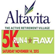 MilitaryConnection.com Joins Forces with Altavita and R.A.W. for 5K Run/Walk
