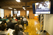 A view of Demo Day 2015 at the ETC