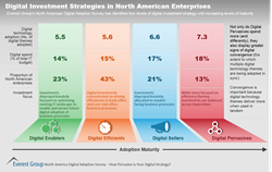 Digital Investment Strategies in North American Enterprises