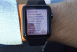 Webair's API integration to the Apple Watch gives an immediate feed of Staminus data during DDoS attacks.