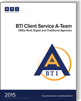 Cover of BTI Client Service A-Team