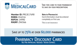 with open enrollment about to start usa medical card offers tips on how to choose a rx plan