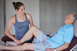fall prevention therapy