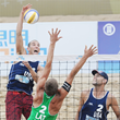 Phil Dalhausser and Nick Lucena Seize Golden Opportunity At FIVB Xiamen Open