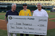 Menlo College Student Receives Oakland A's Bill King Memorial Scholarship