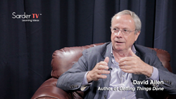 David Allen Explains the Theories behind His Book Getting Things Done:...