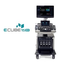 E-CUBE 15 EX -General Ultrasound Imaging, Women's Health, Cardiac & Vascular Imaging