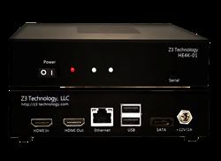 HE4K-01 Video Encoder