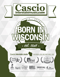 Born in Wisconsin