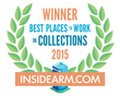 Coast to Coast Financial Solutions Recently Selected by insideARM as One of the Best Places to Work in Collections for 2015