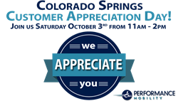 Performance Mobility Customer Appreciation Day 2015