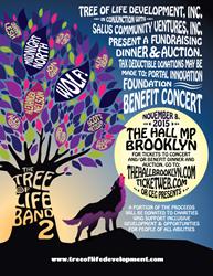 Tree of Life Benefit