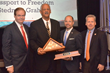 jobs4america CEO Jack Wilkie, Author/Educator Stedman Graham, American Support CEO Matt Zemon and PACE Chairman Michael Rauscher