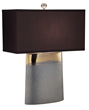 Lamps Plus Introduces Exclusive Moonrise Noir Table Lamp by Currey & Company at Fall High Point Market
