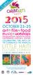 3rd Annual Caribe Arts Fest Celebration Major Art By Minority Artists