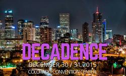 Decadence New Years - Denver Colorado - Colorado Convention Cneter