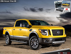 New 2016 Nissan Titan XD