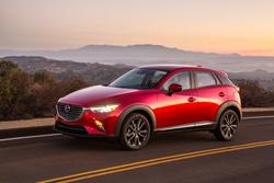 New 2016 Mazda CX-3 Coeur d'Alene