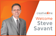 CreativeOne Appoints Industry Authority Steve Savant as National Marketing Spokesman