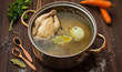 New Bone Broth Recipe From Au Bon Broth and Bone Broth Health Benefits