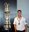 America's Cup Trophy on Display at Annapolis Sailboat Show: October 8-9, 2015 Only