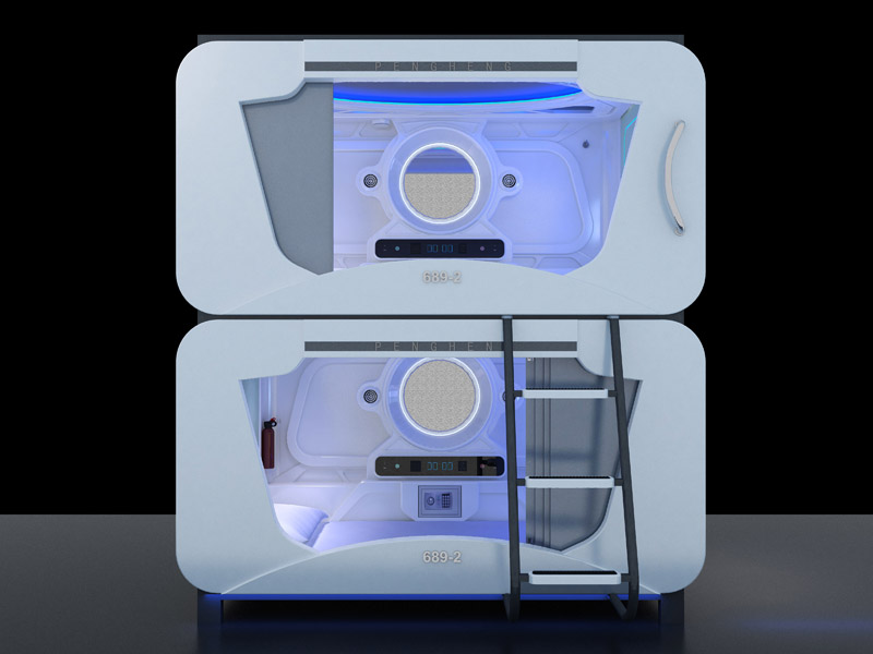Capsulesbed Com Now Redefines Accommodation With