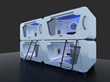 Capsulesbed.com Now Redefines Accommodation with Futuristically Engineered Capsule Hotel Bed