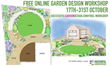 Garden Design Workshop - Free Online Event